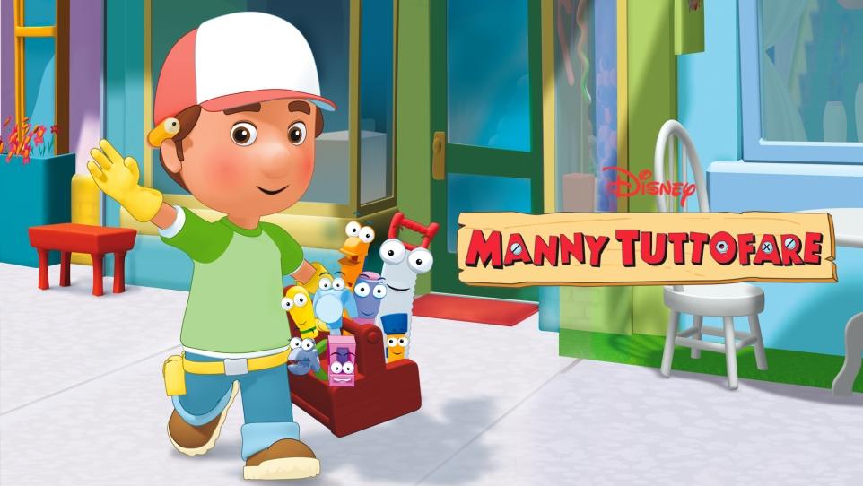 Manny tuttofare
